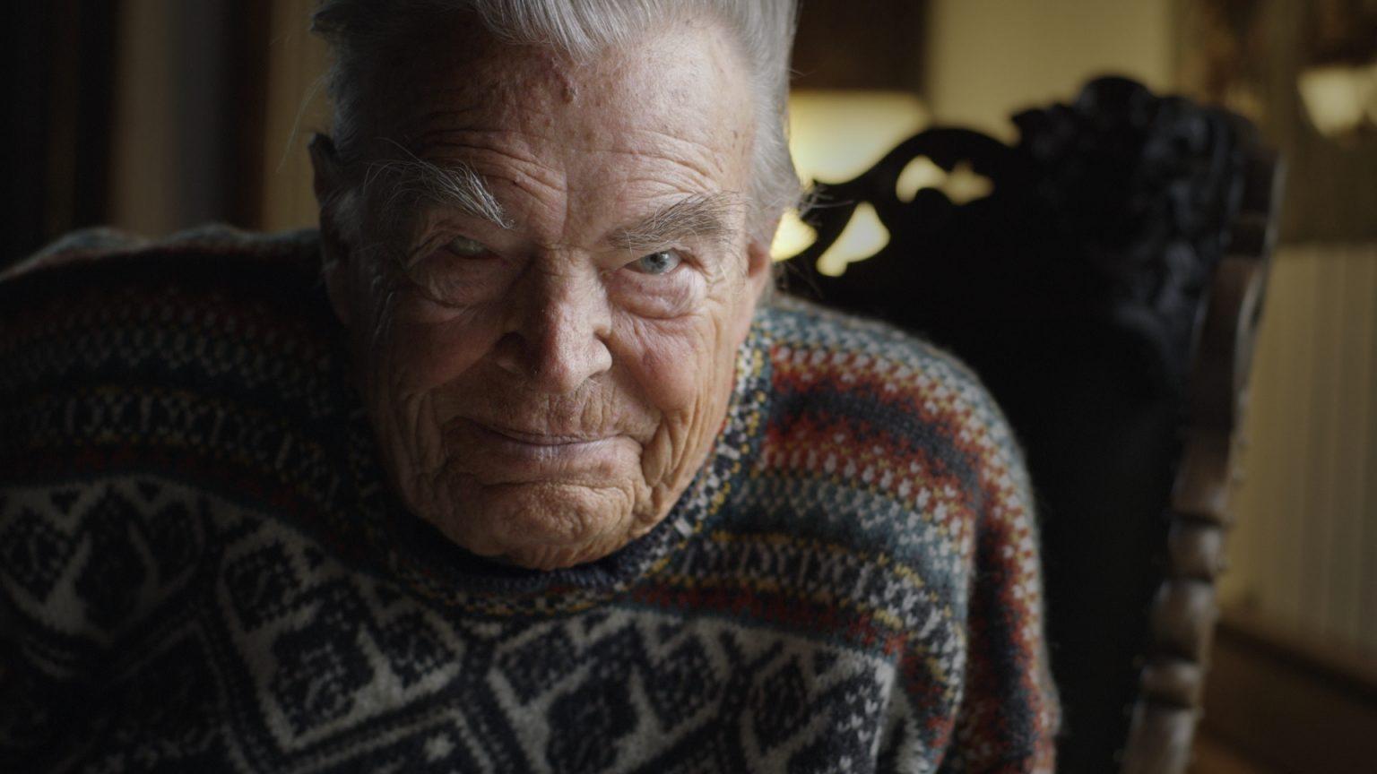 Great Grandad. Credit: Lis Dyre