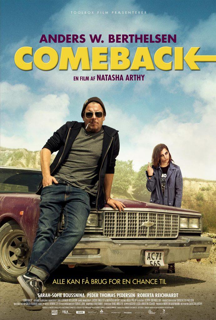 Comeback Plakat