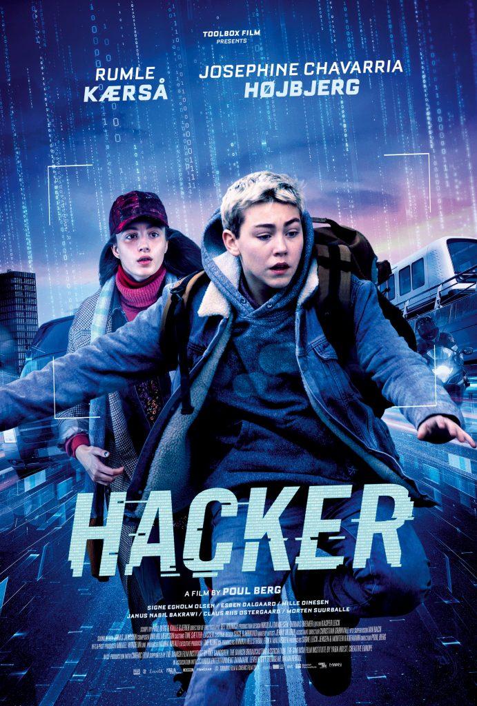 Hacker Plakat