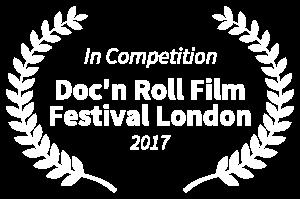 Doc'n Roll Film Festival London 2017