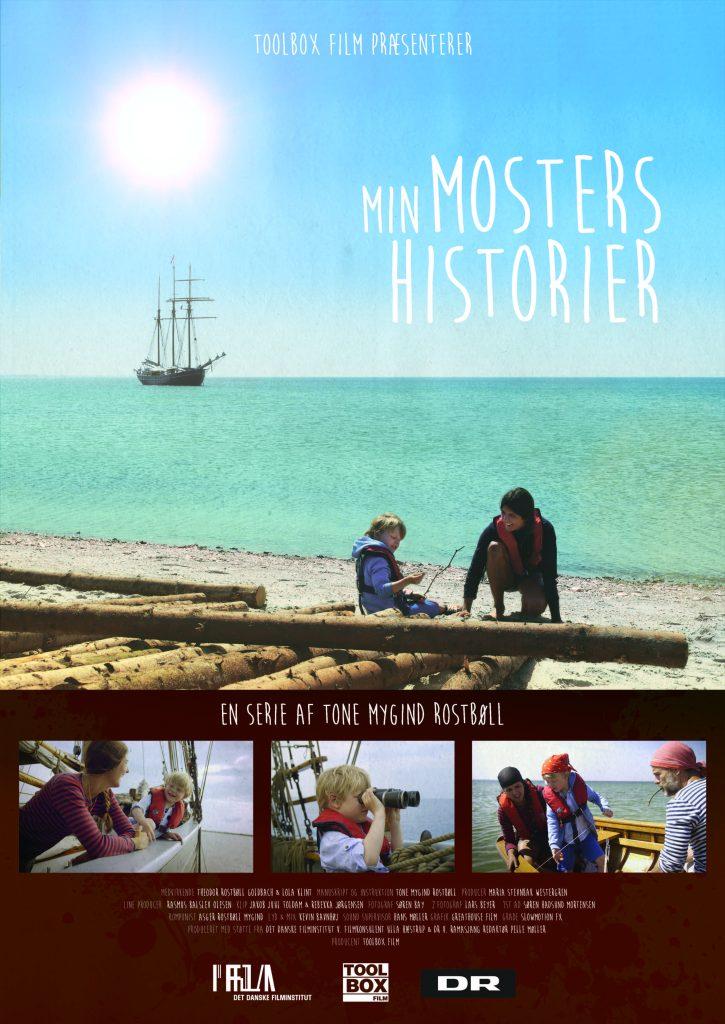 Min Mosters Historier plakat