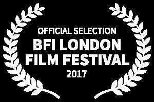 Official Selection BFI London Film Festival Logo