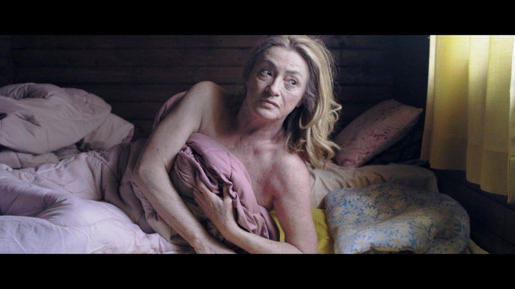 Lilian på sengekanten