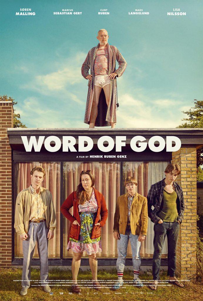 Gud Taler Ud Plakat